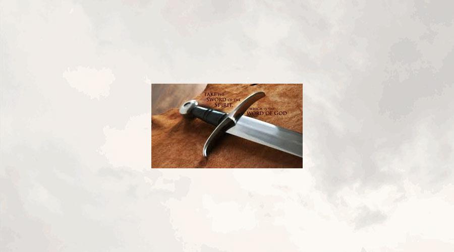 Ephesians 6:17-20 – The Whole Armor: Helmet and Sword Pt. 2