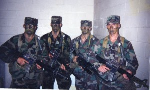 Former Army Ranger Kris 'Tanto' Paronto was one of six contract security employees who had been assigned to the high-security and dangerous job of keeping Americans in Benghazi safe.